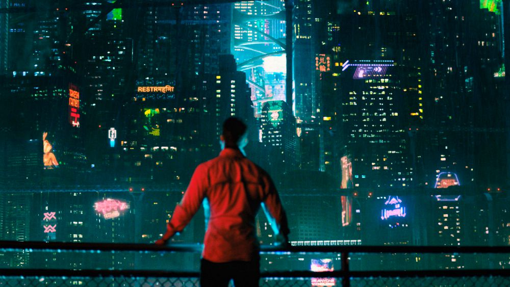 Altered Carbon Netflix