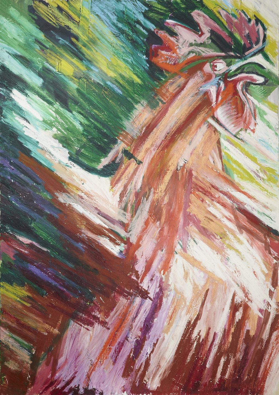 runaway rooster