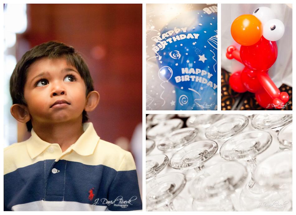 Adeesh's 2nd Birthday