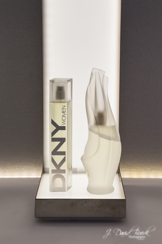 DKNY Women perfume inside Washington Dulles International Airport's Esteé Lauder.