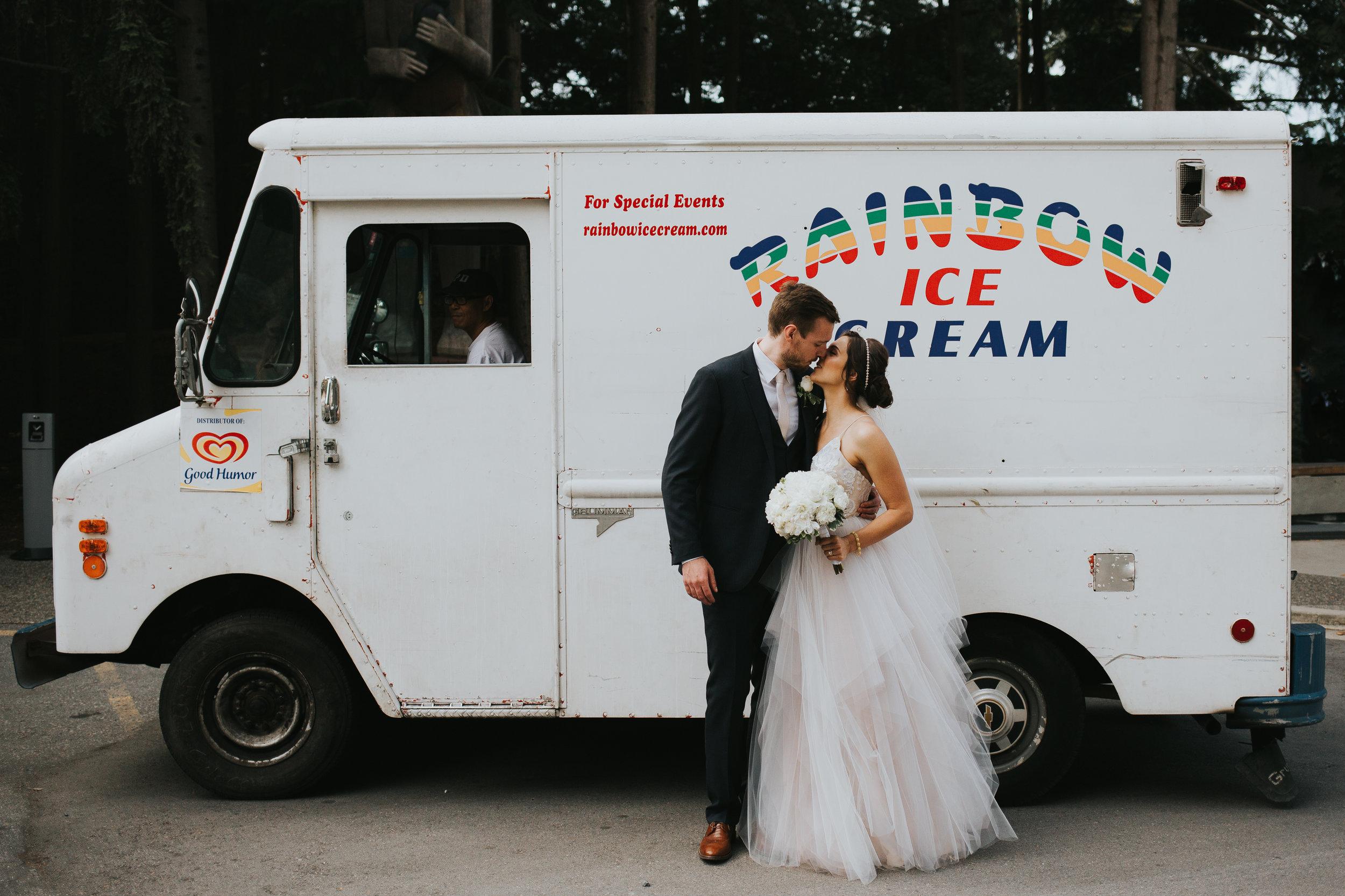 UBC Wedding Mint Photography