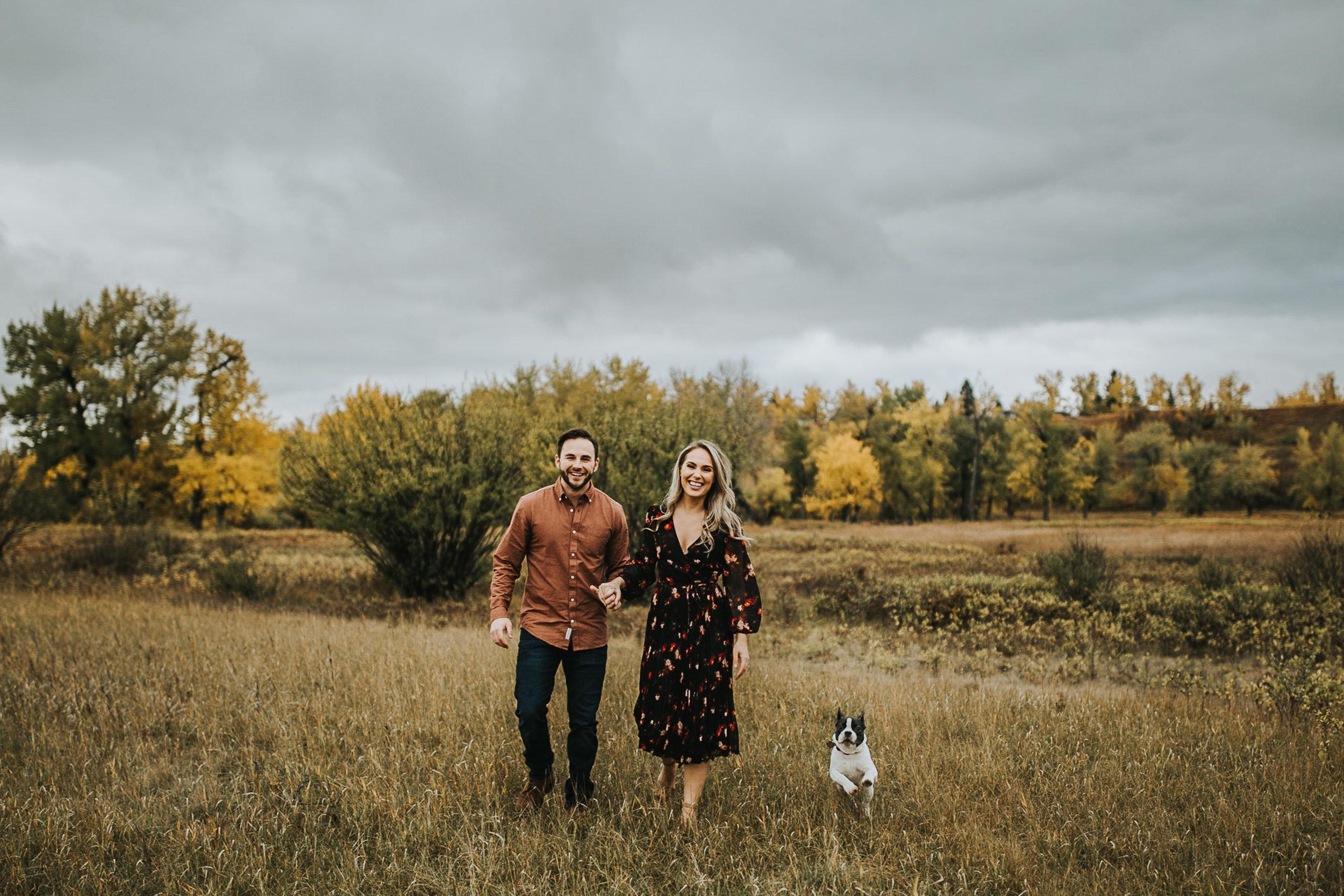 Calgary-Boho-Engagement-Photographer