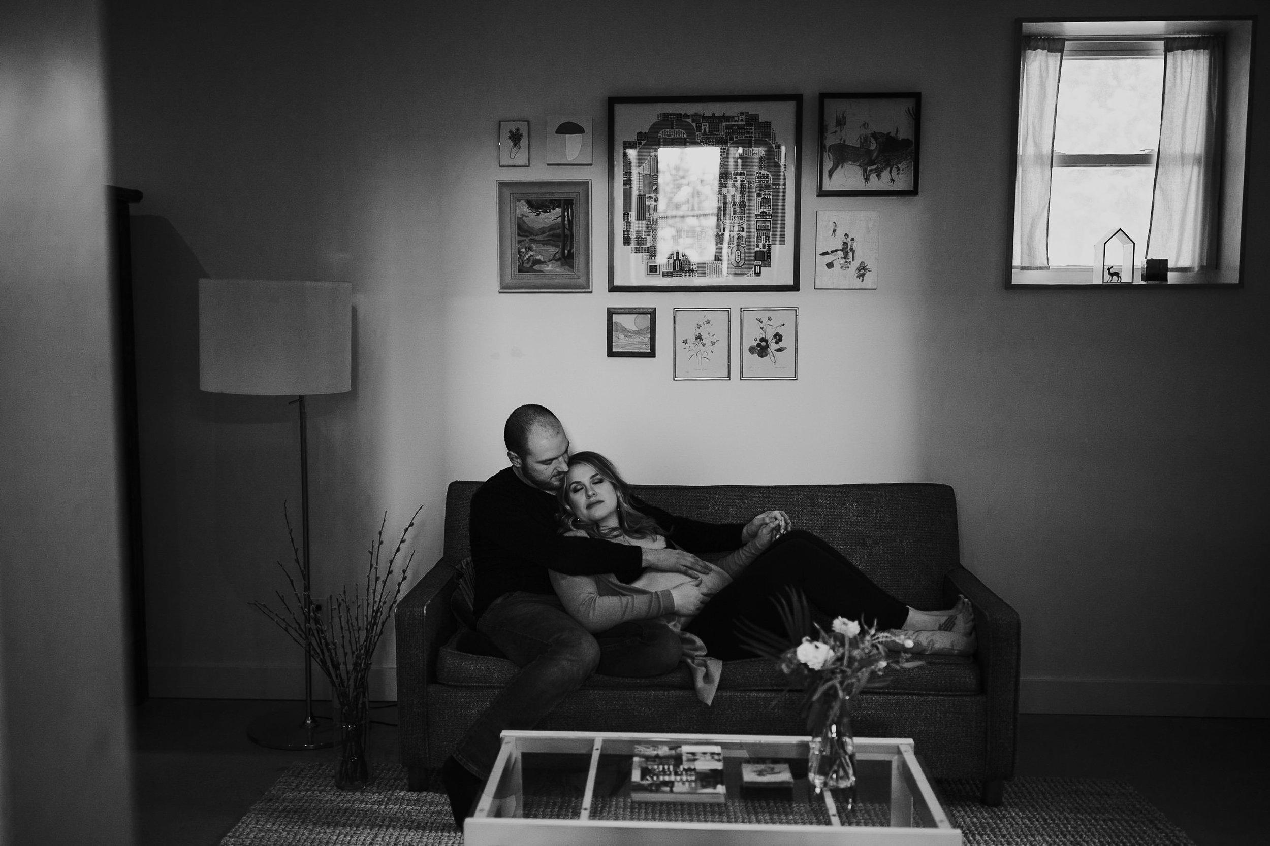Boho-Intimate-Calgary-Maternity-Photographer