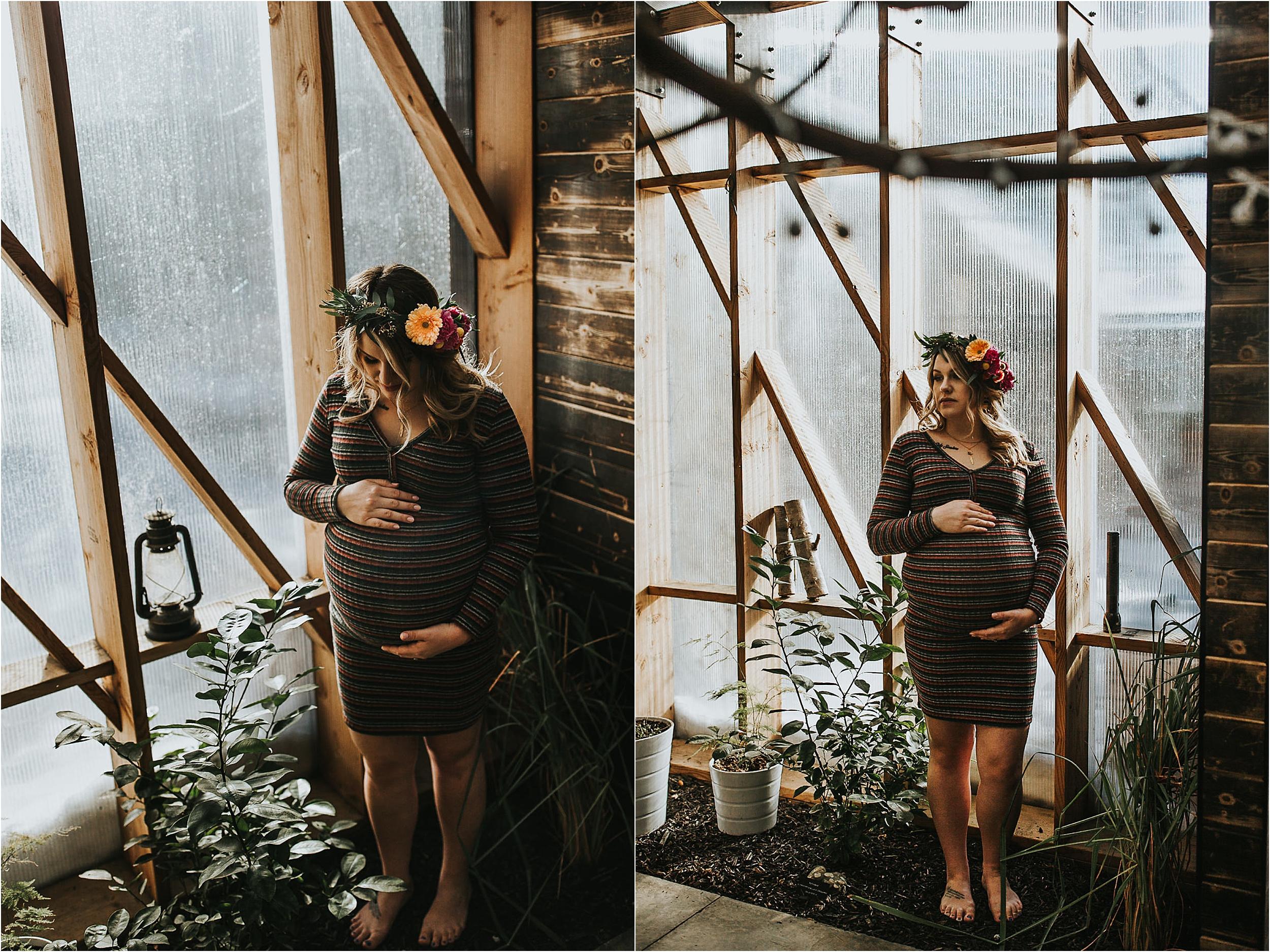 Boho-Intimate-Maternity-Photographer-Calgary