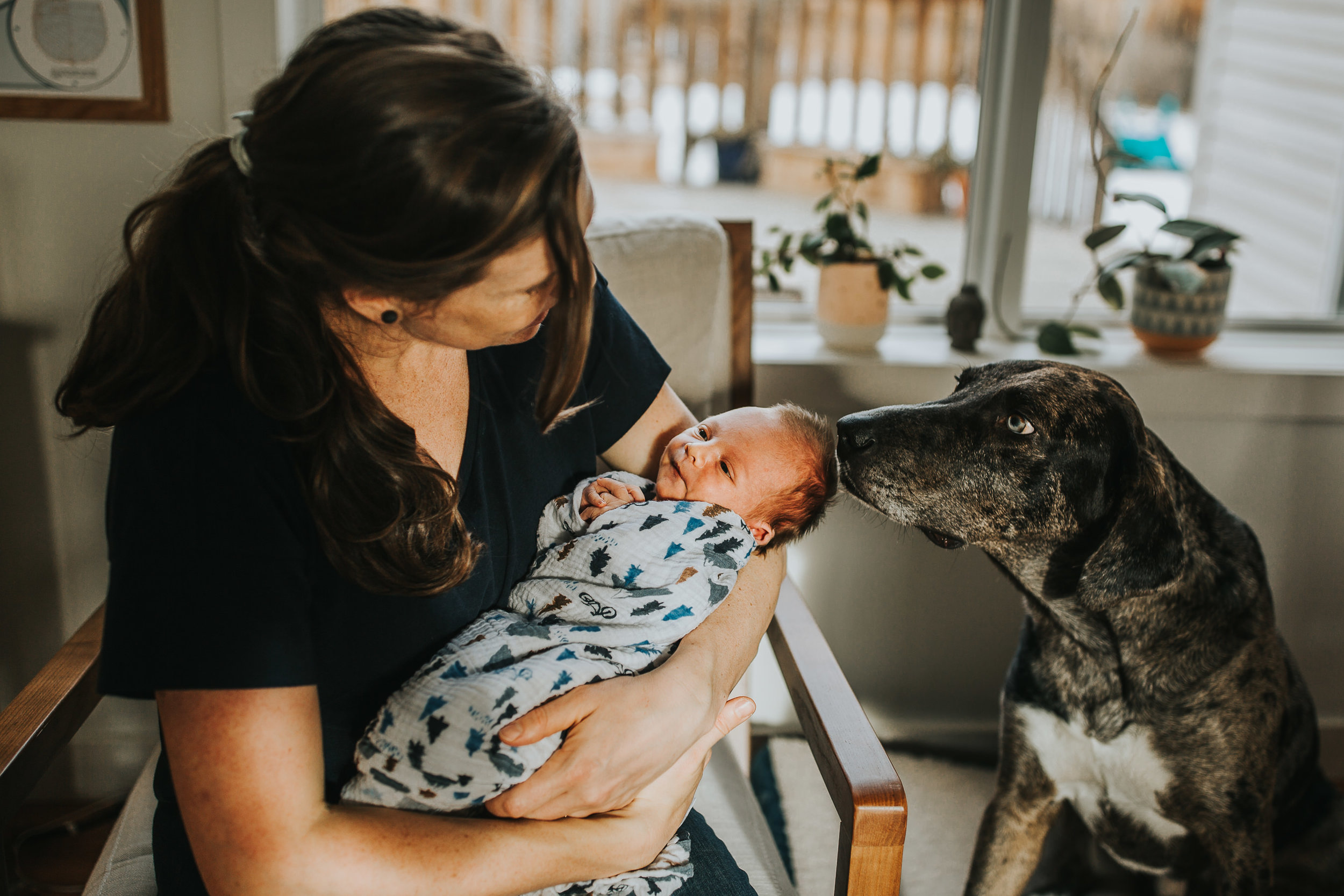 Calgary-At-Home-Lifestyle-Newborn-Photographer