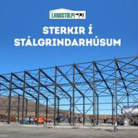 Landstólpi     Markaðsstefnumótun og verkefna- og viðburðastjórnun á Verk og vit 2016.