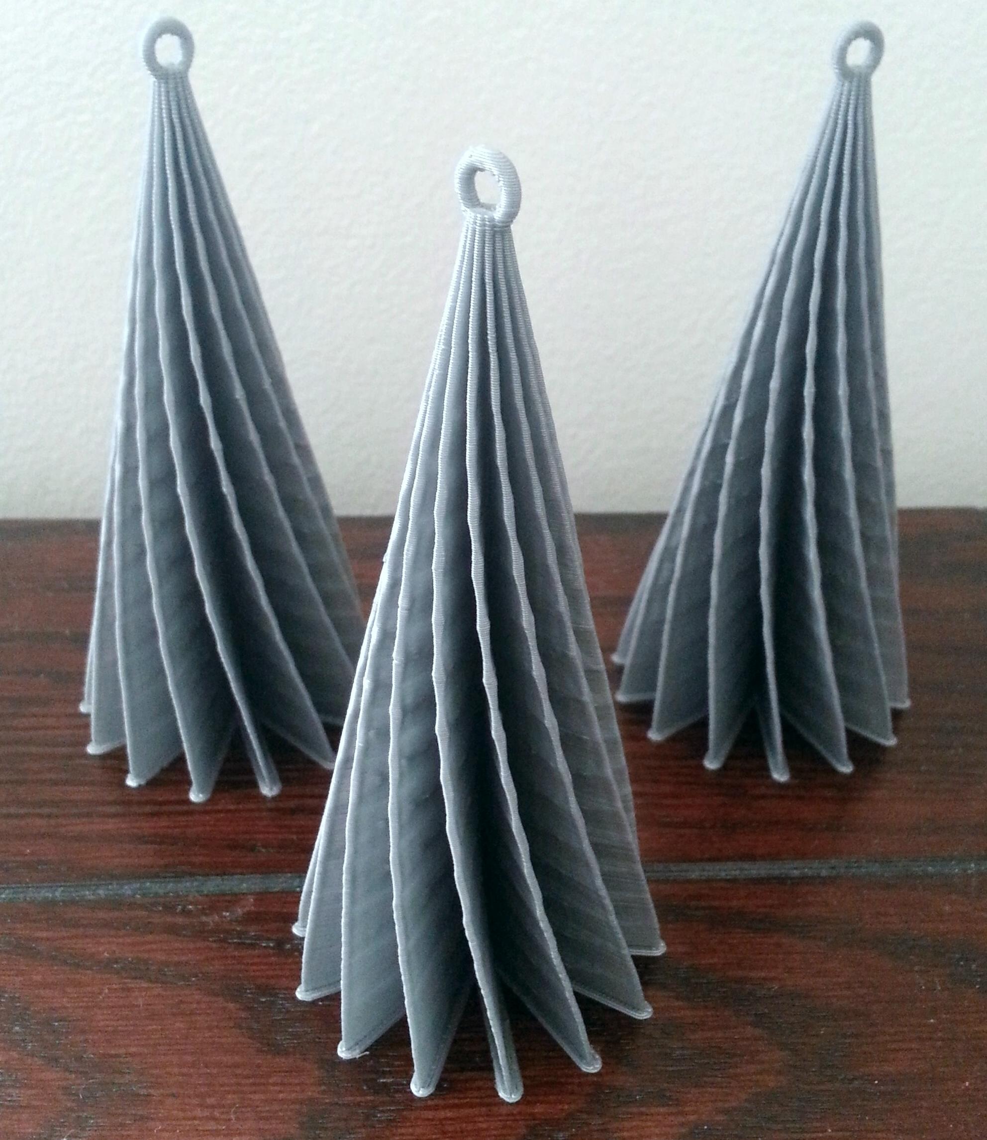 Customized X-Mas Tree Ornament