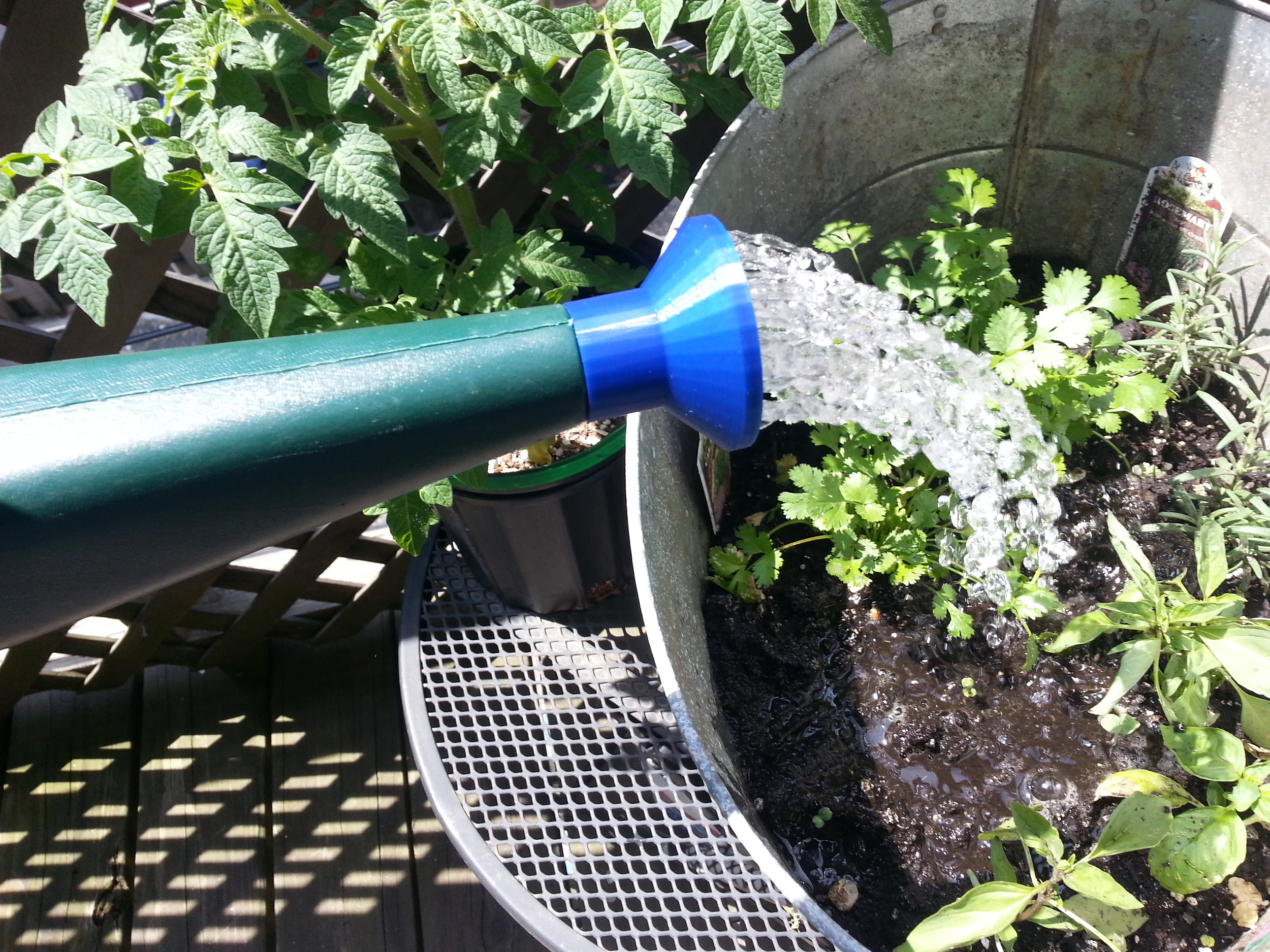 Watering Can Spout Diffuser