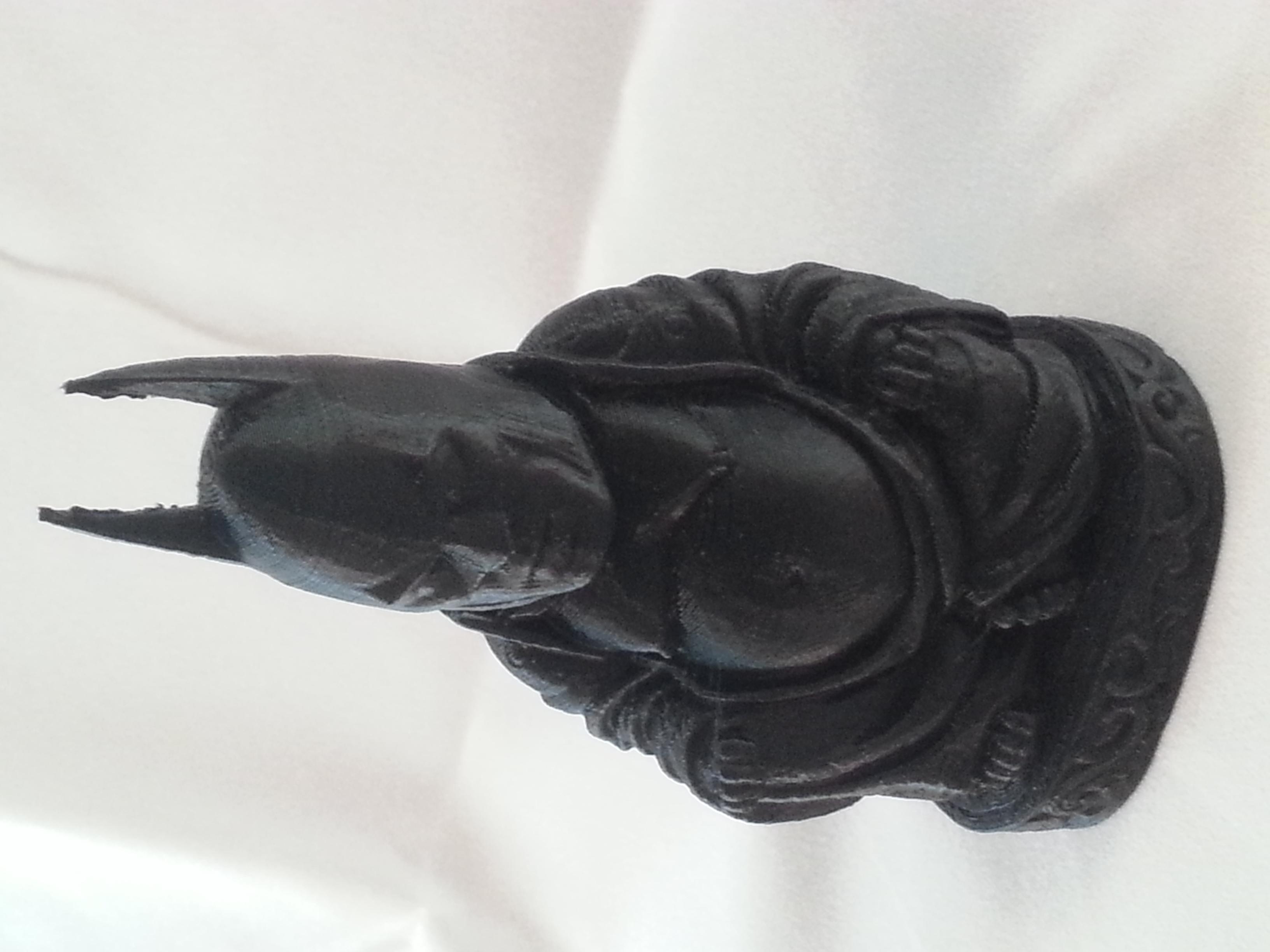 Batman-Buddha
