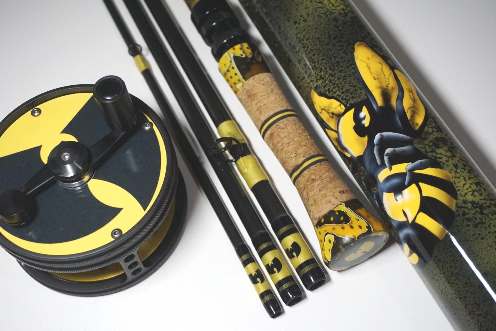Custom Rod Tubes -