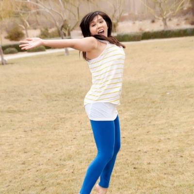 yoga angela jump