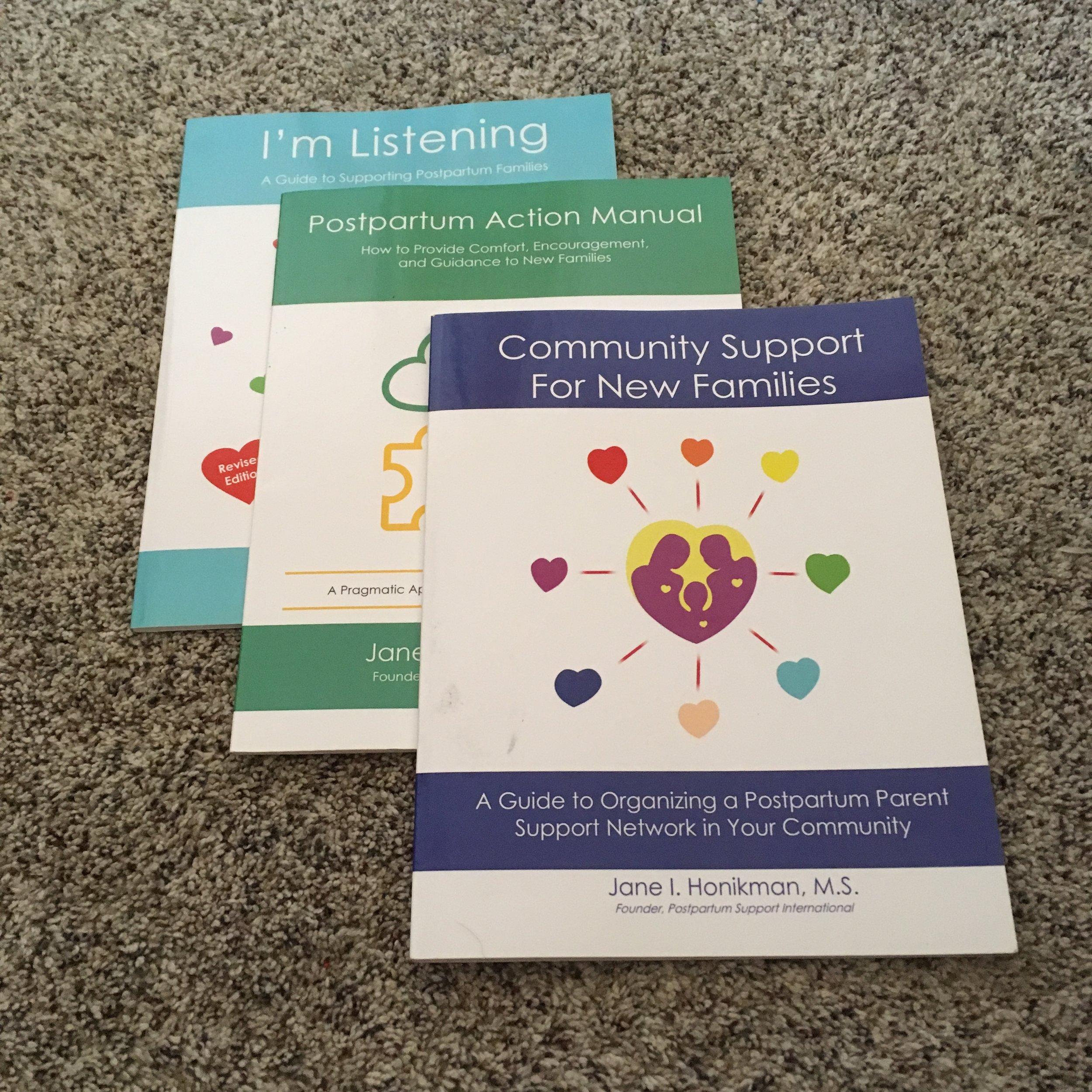 Postpartum reading