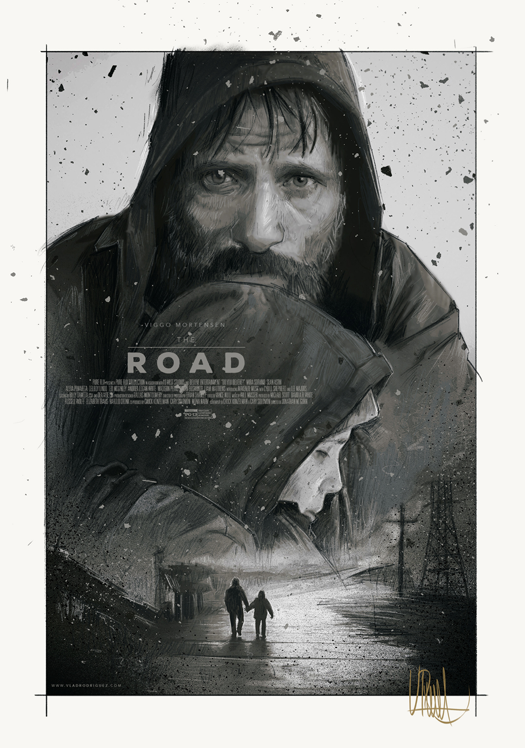 the road by vlad rodriguez