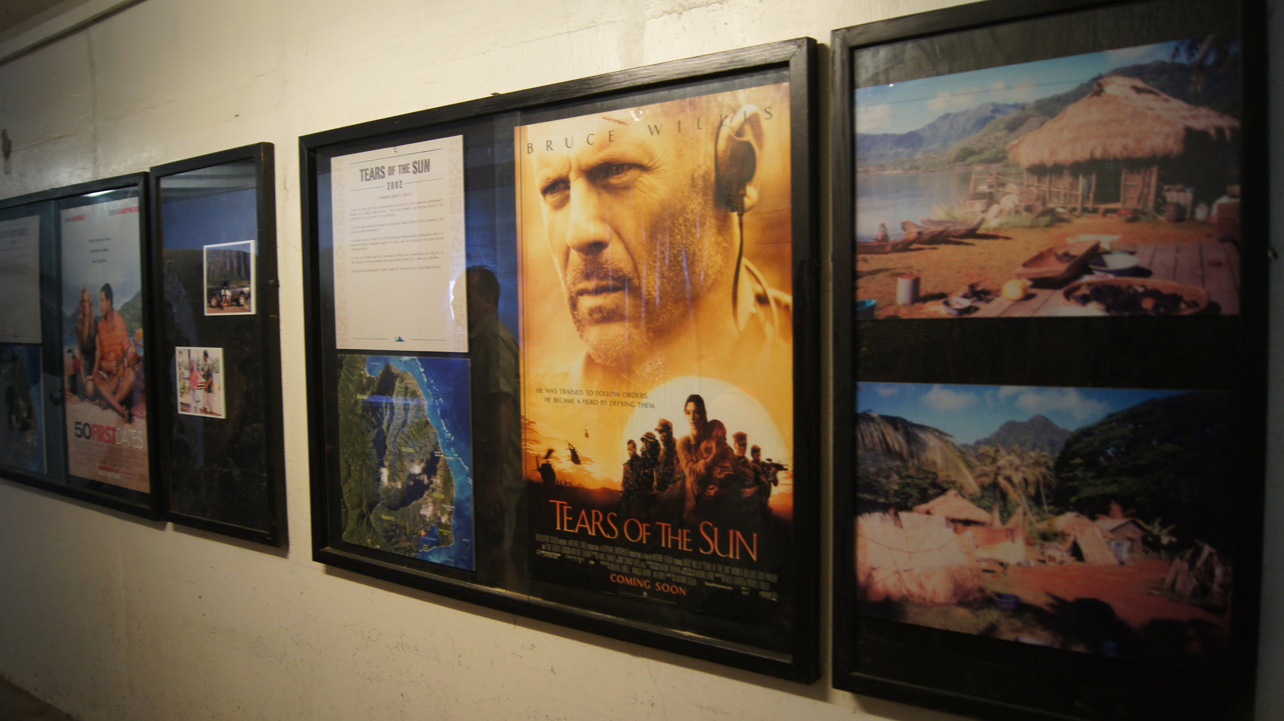 Some of the many movies and TV shows filmed on the ranch