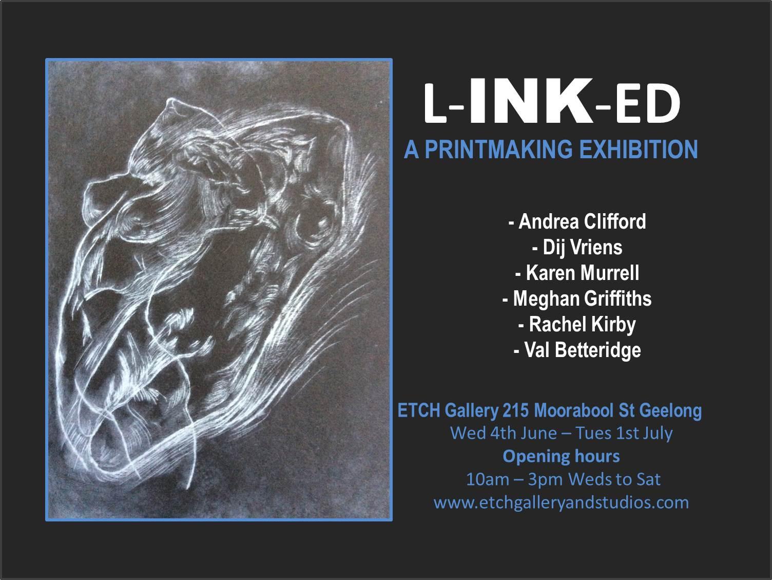 L-INK-ED Invite