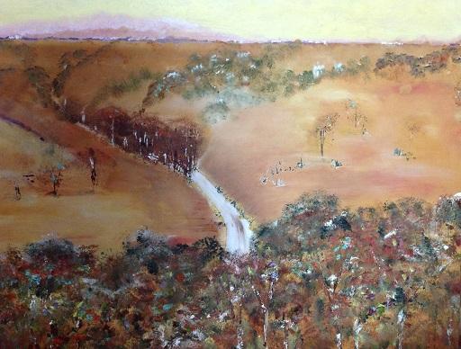 'Barrabool Hills' Tina Coxall