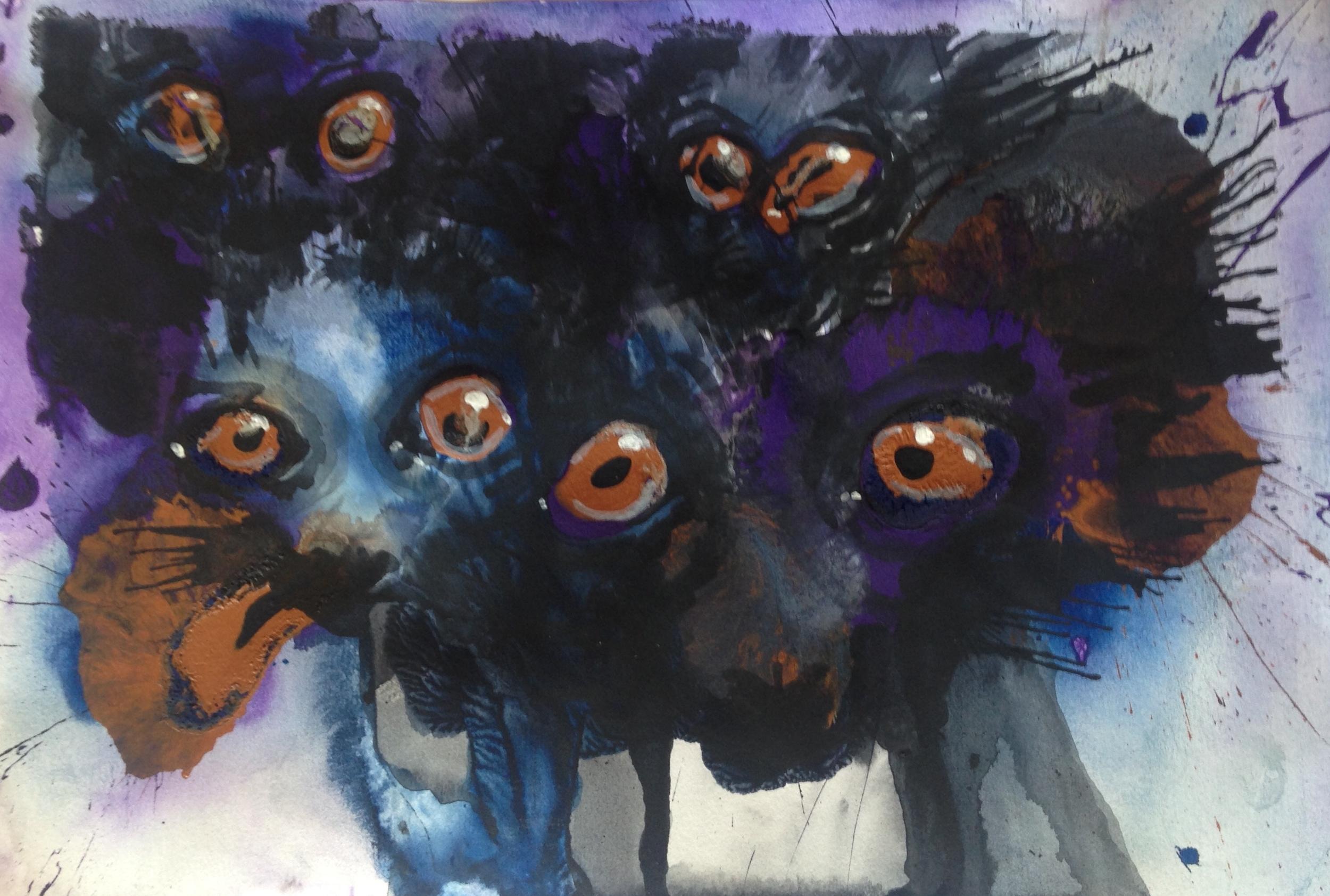 'Lemur See' Meg Lee