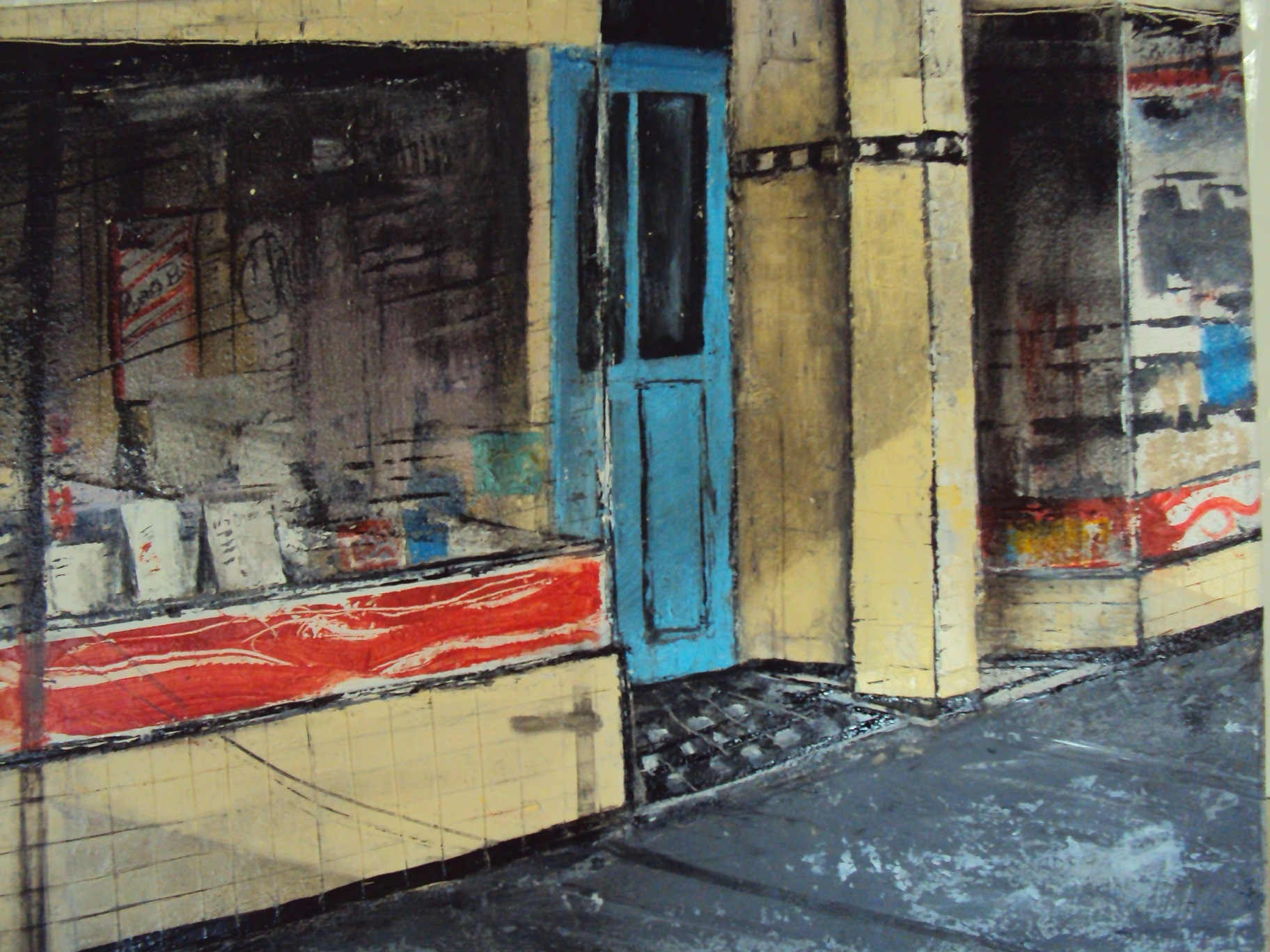 'Summer Street' Vicki Clissold