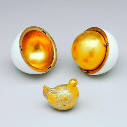 The Hen Egg, 1885