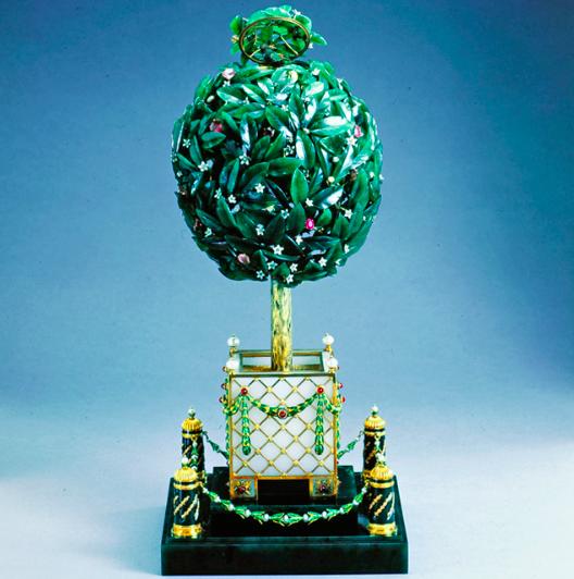 The Bay-Tree Egg, 1911