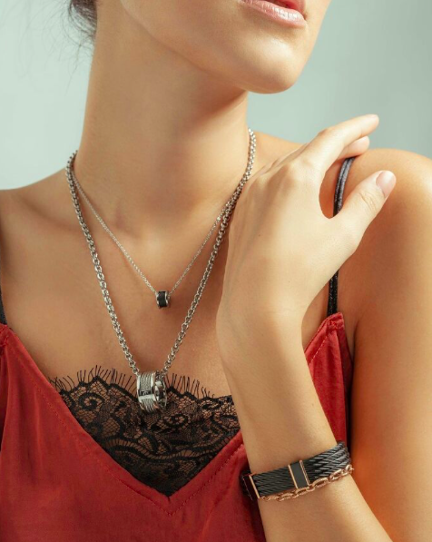 EARRINGS & NECKLACES                    -  VIEW & BUY THE FOREVER COLLECTIONS