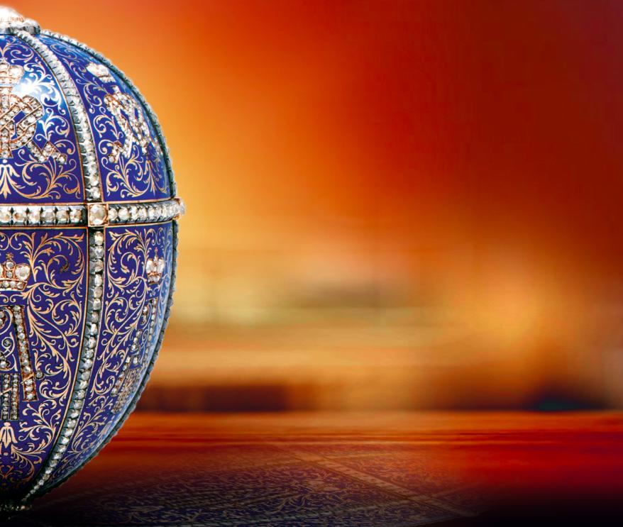 The Legend of Fabergé -