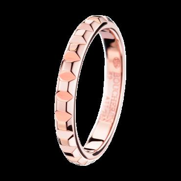 CLOU DE PARIS PINK GOLD WEDDING BAND - Band in pink gold
