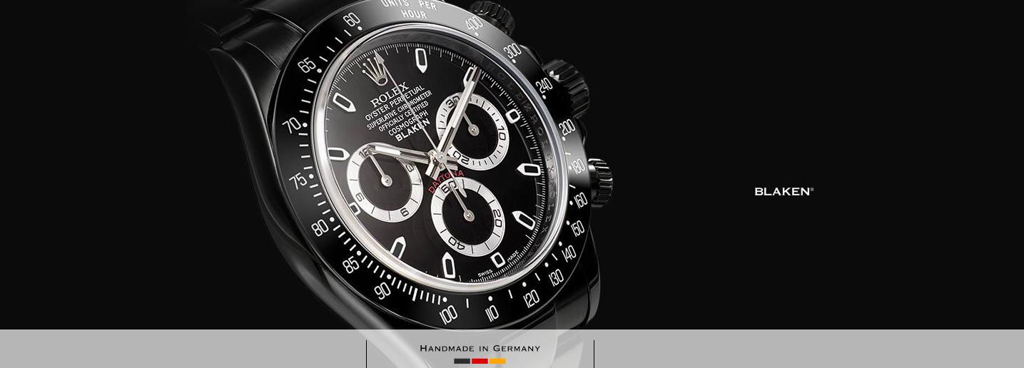 Blaken Customised Timepieces