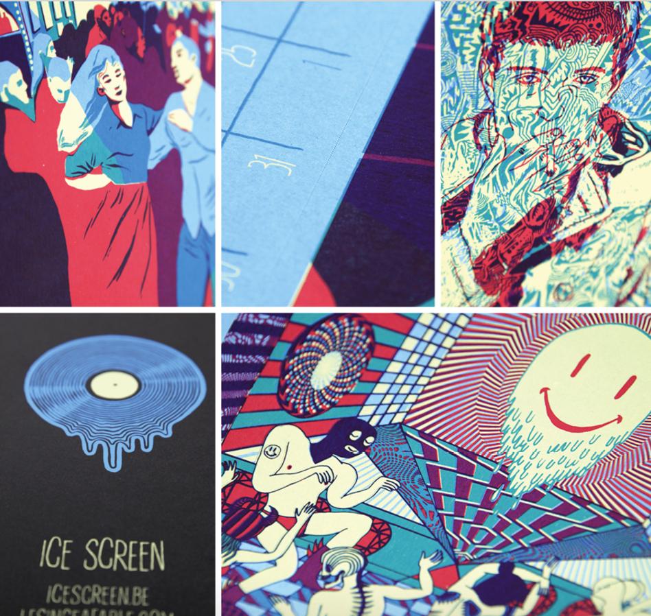 Ice Screen