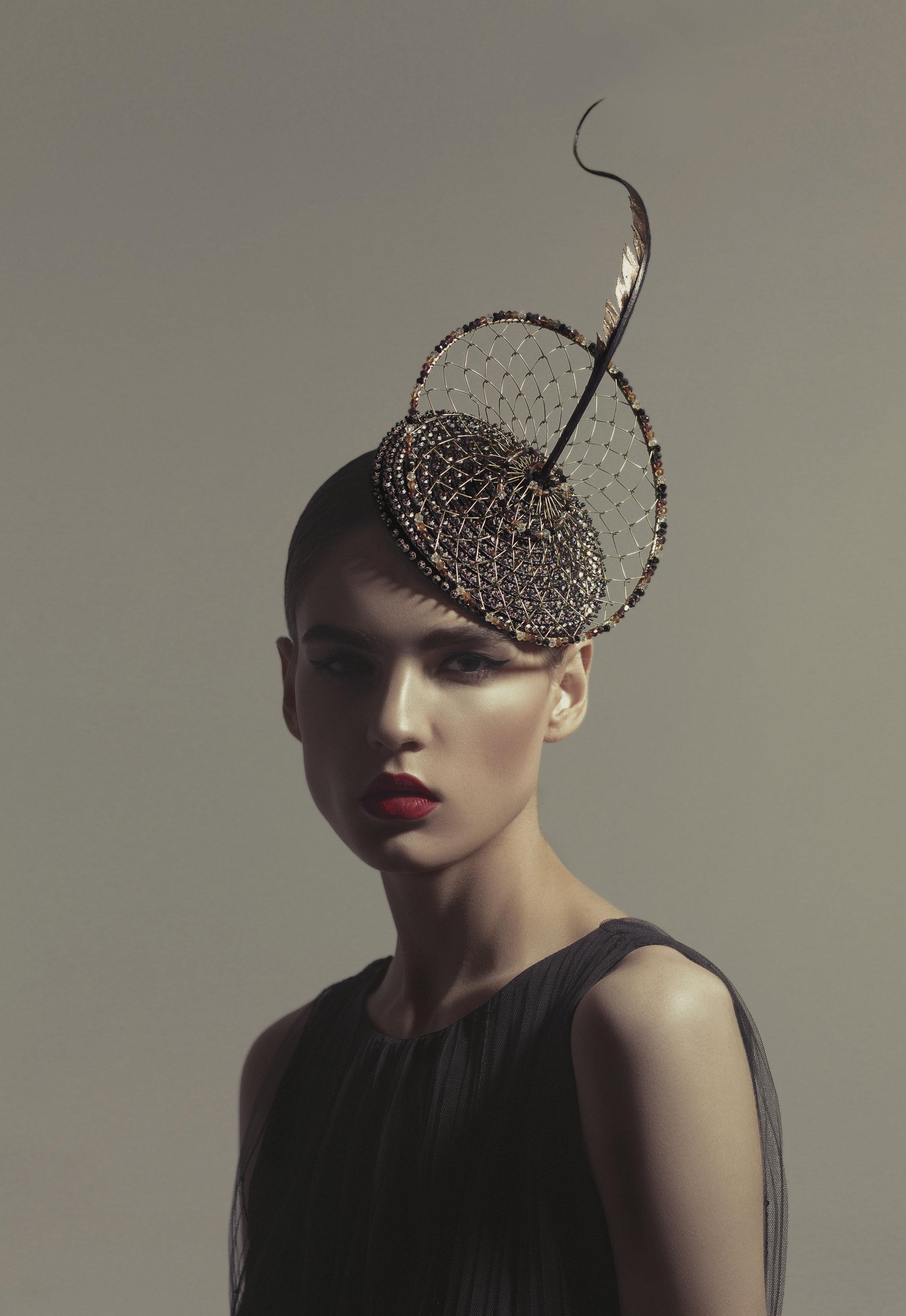 Photo - Evgenia Muzheva  Model - Nika Sobolevskaya
