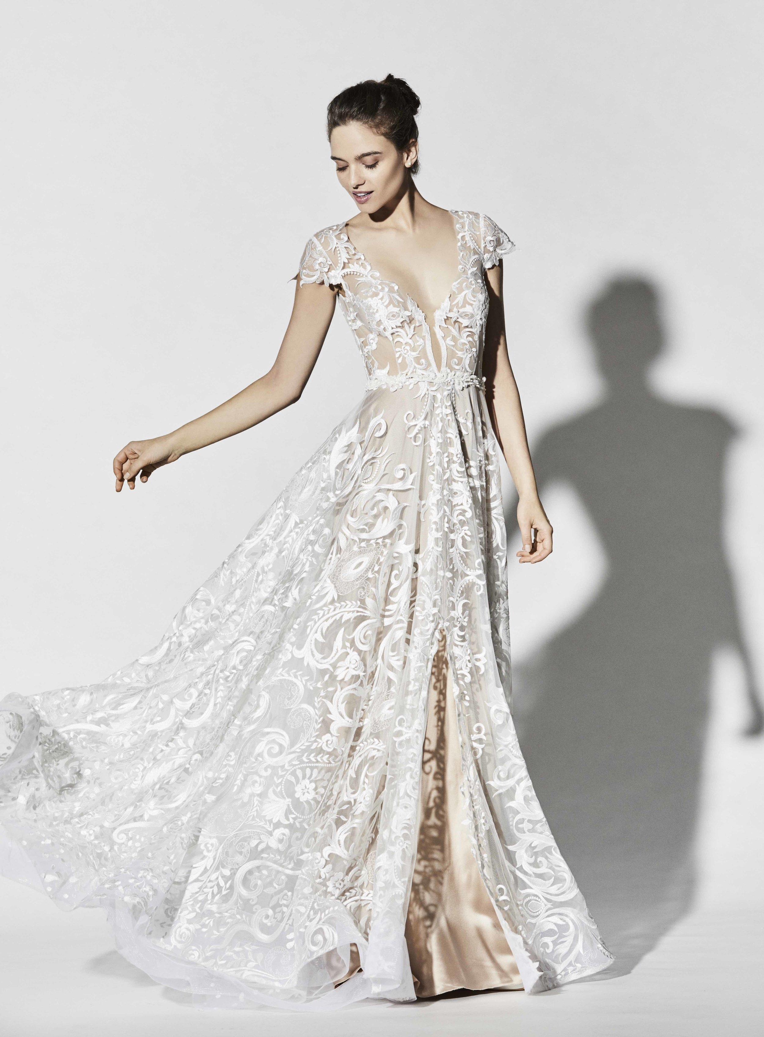 OLYA DRESS