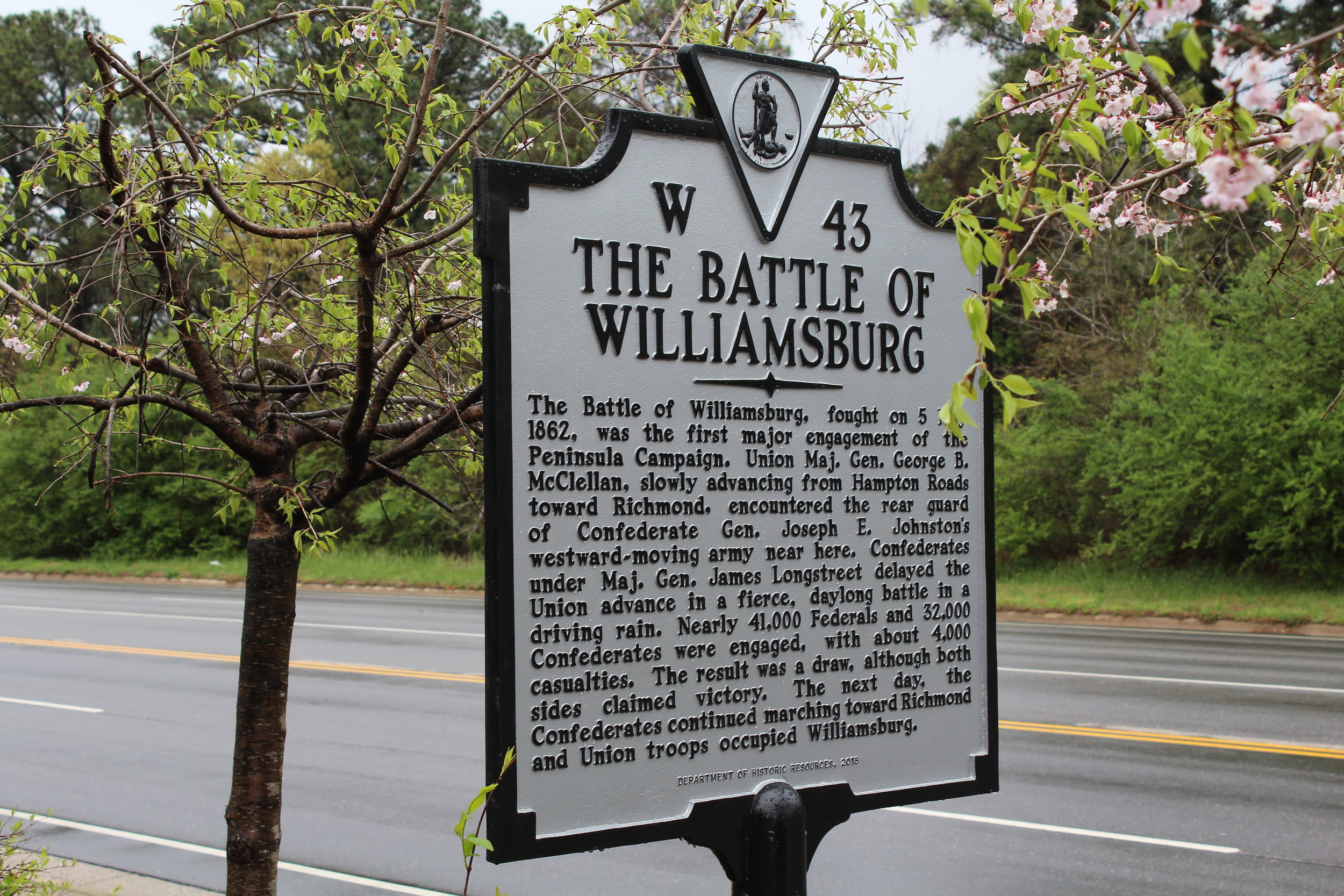 New Historical Highway Marker