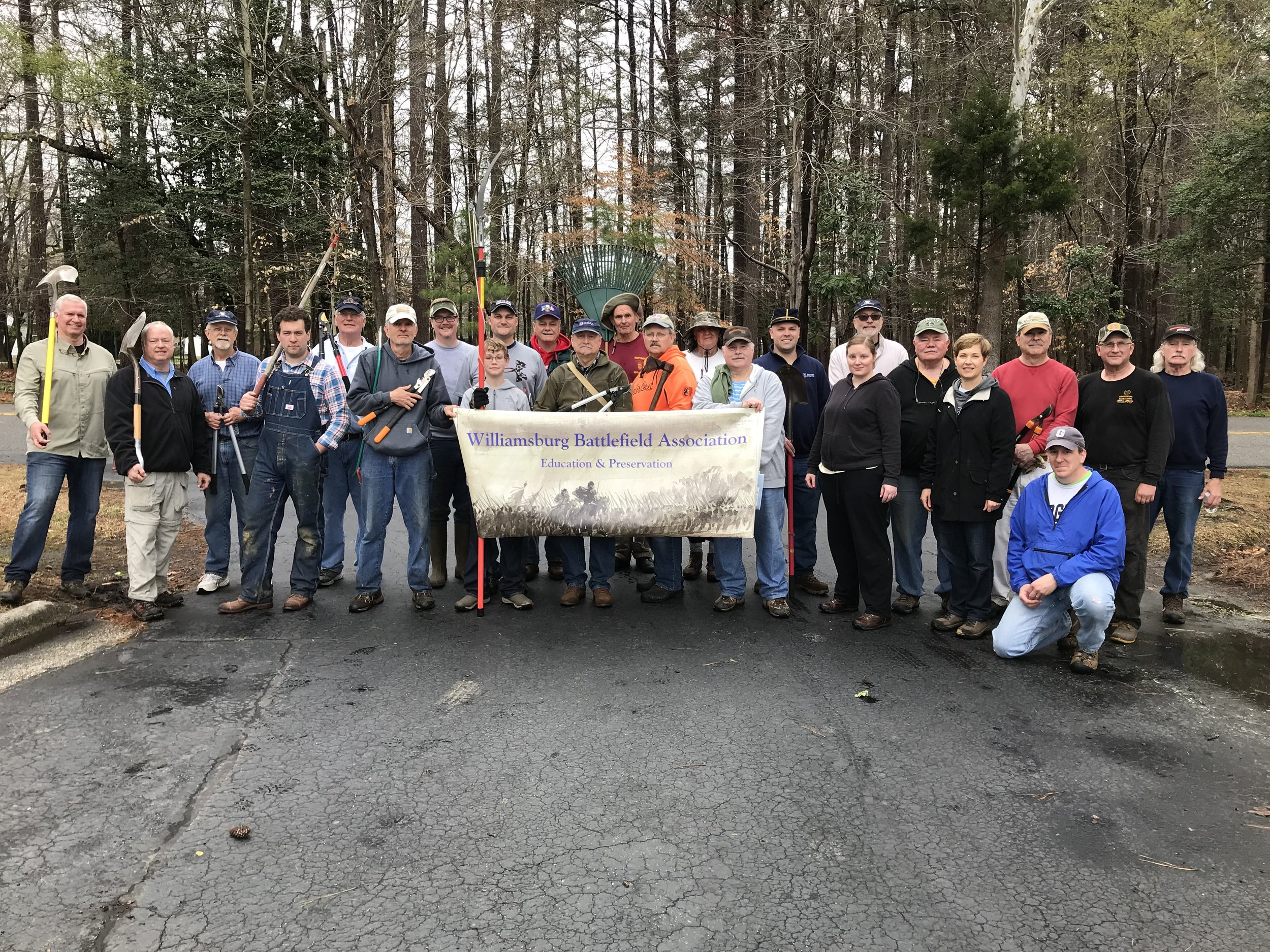 2019 Park Day Participants