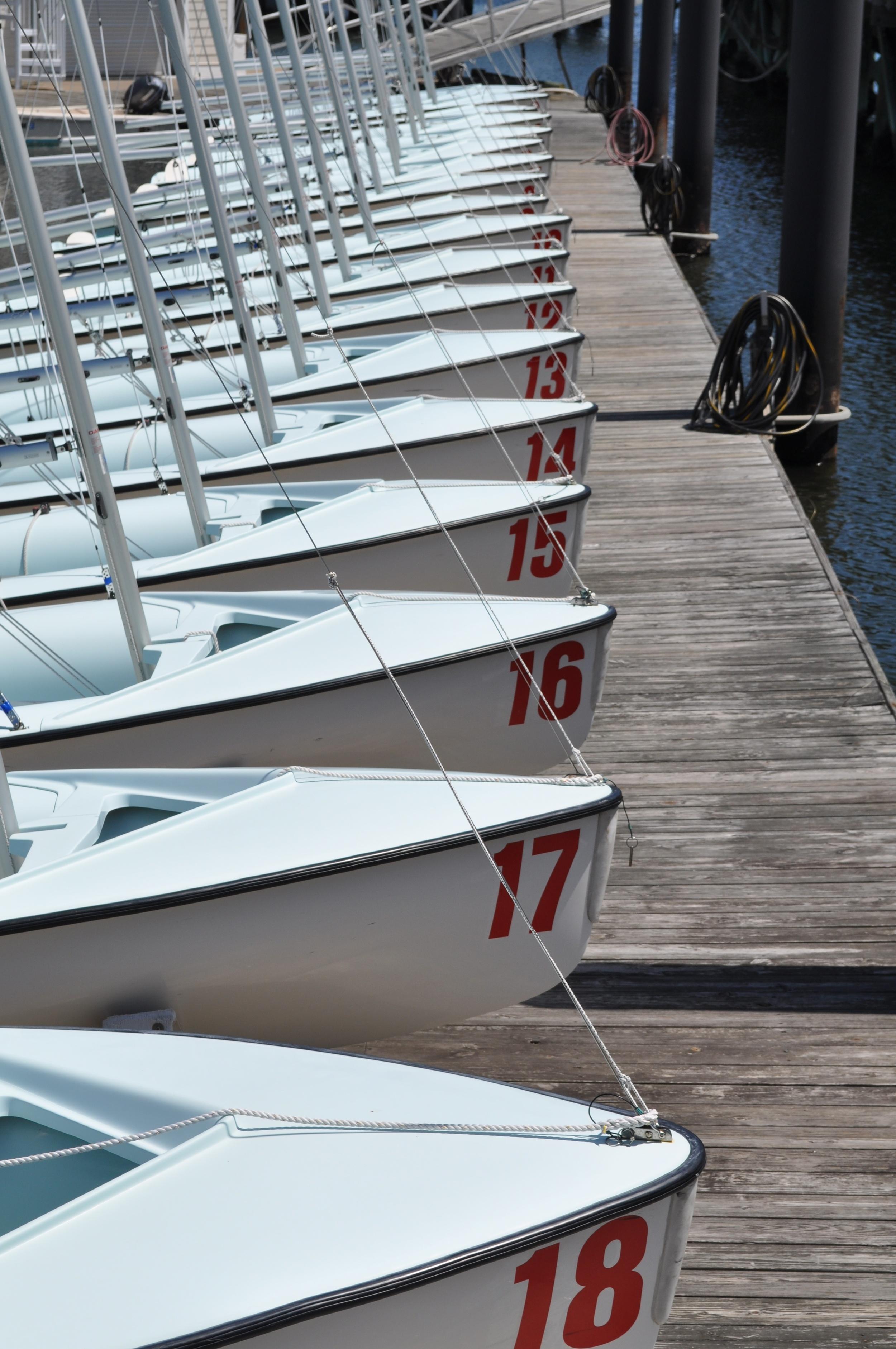 Sailboats In Waiting 2