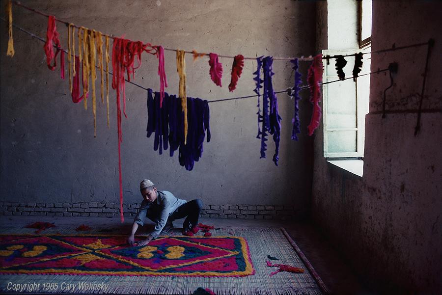 Felt Carpet Maker