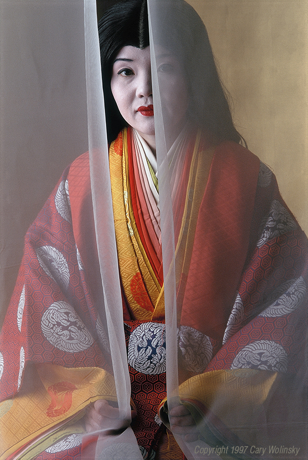 Twelve Layered Kimono