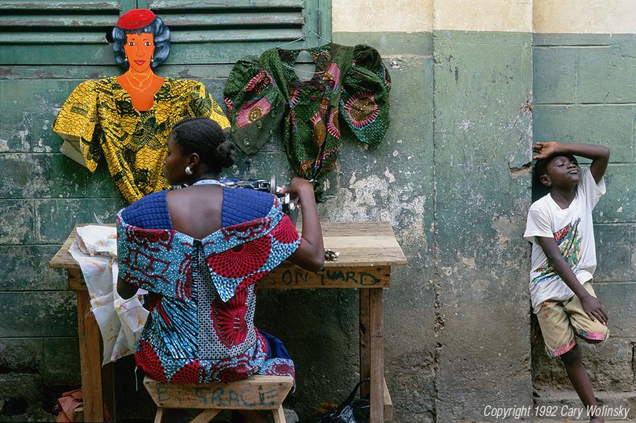 Accra Fashion Designer