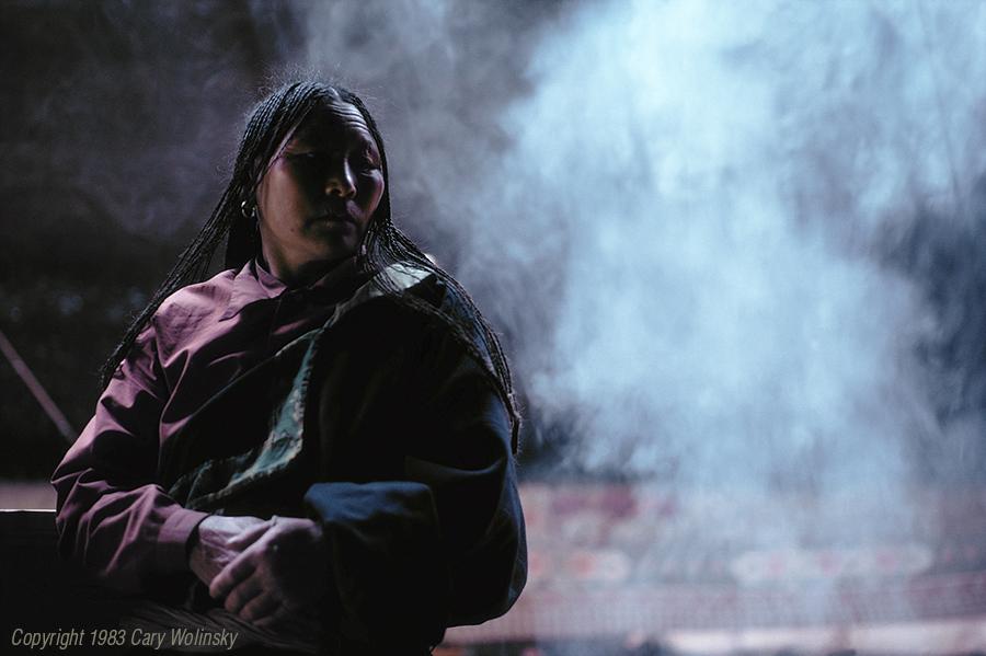 Tibetian Shepherd