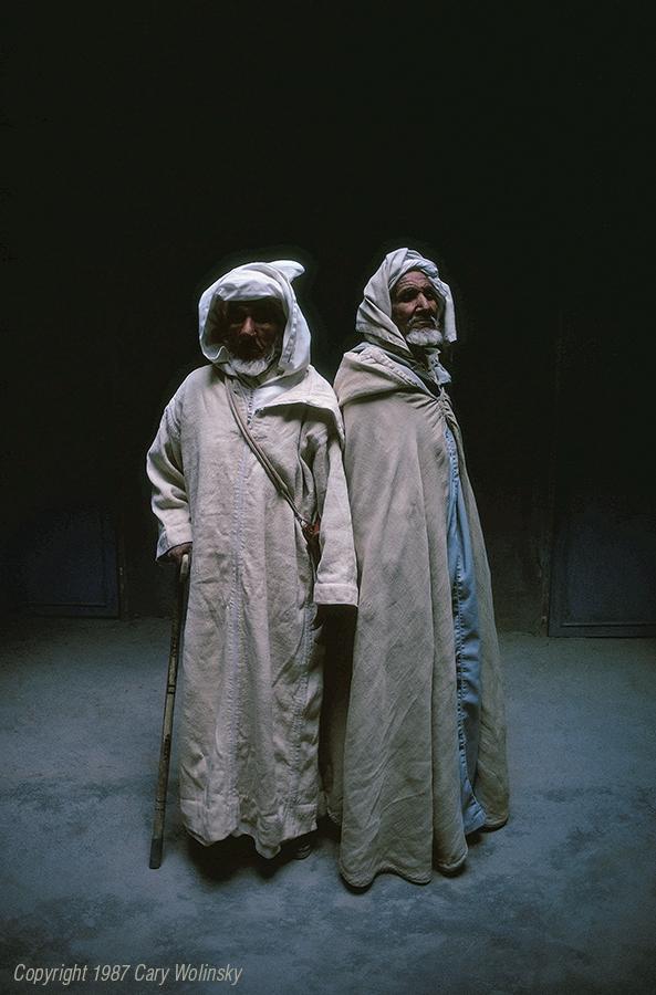 Moroccan Men