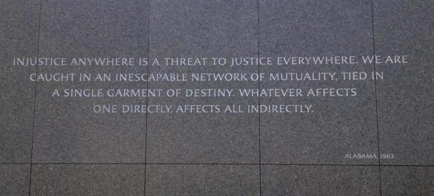 Dr. Martin Luther King, Jr. Memorial Washington, D.C.