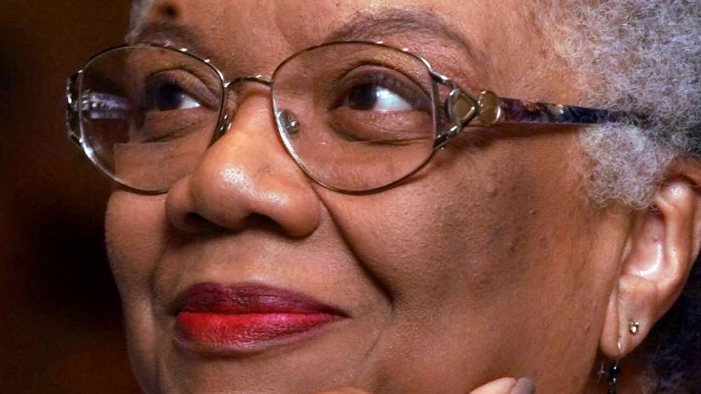 Lucille Clifton. Image from NPR.org.