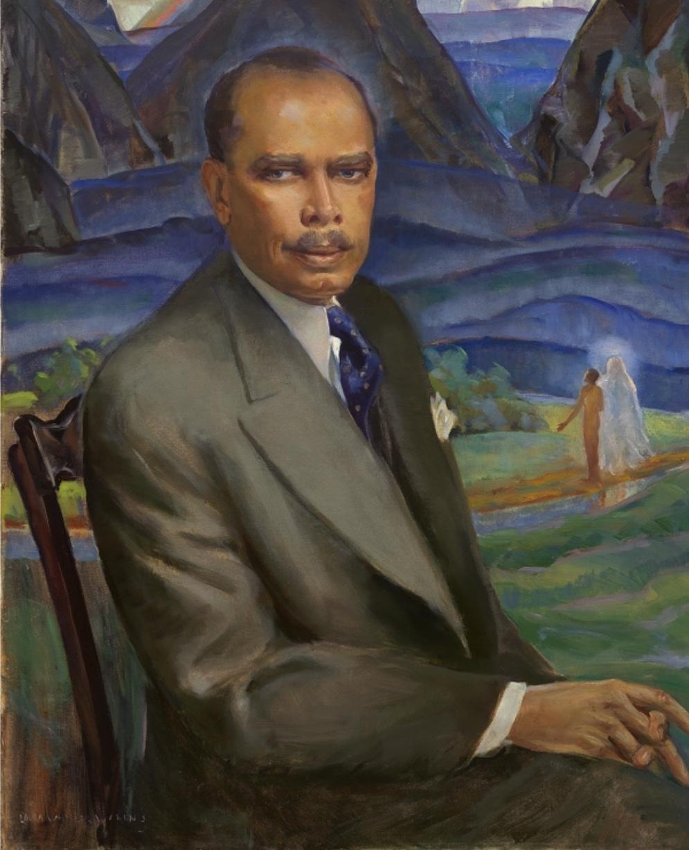 James Weldon Johnson. National Portrait Gallery