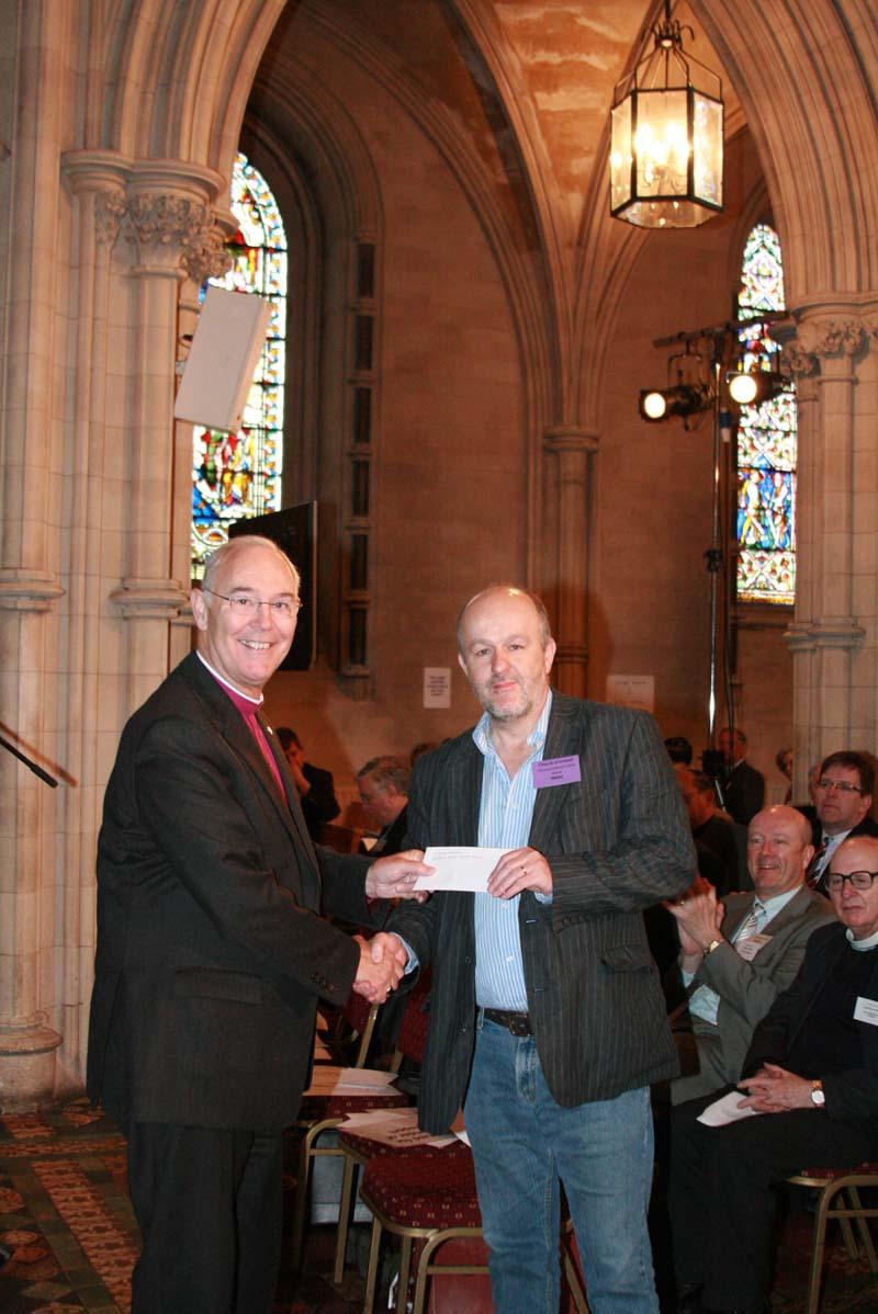 Best Diocesan Website Prize