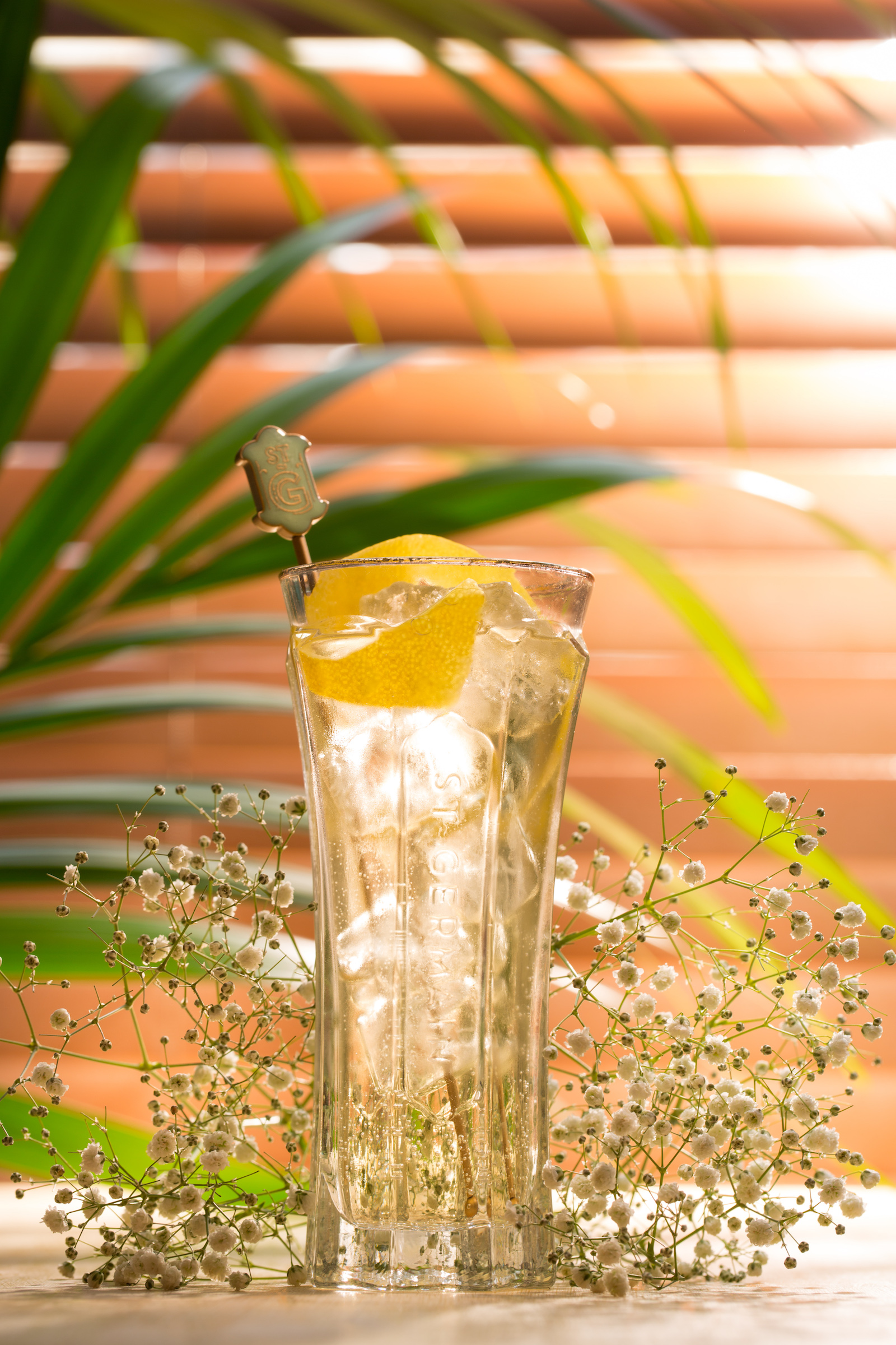 The classic St-Germain Spritz