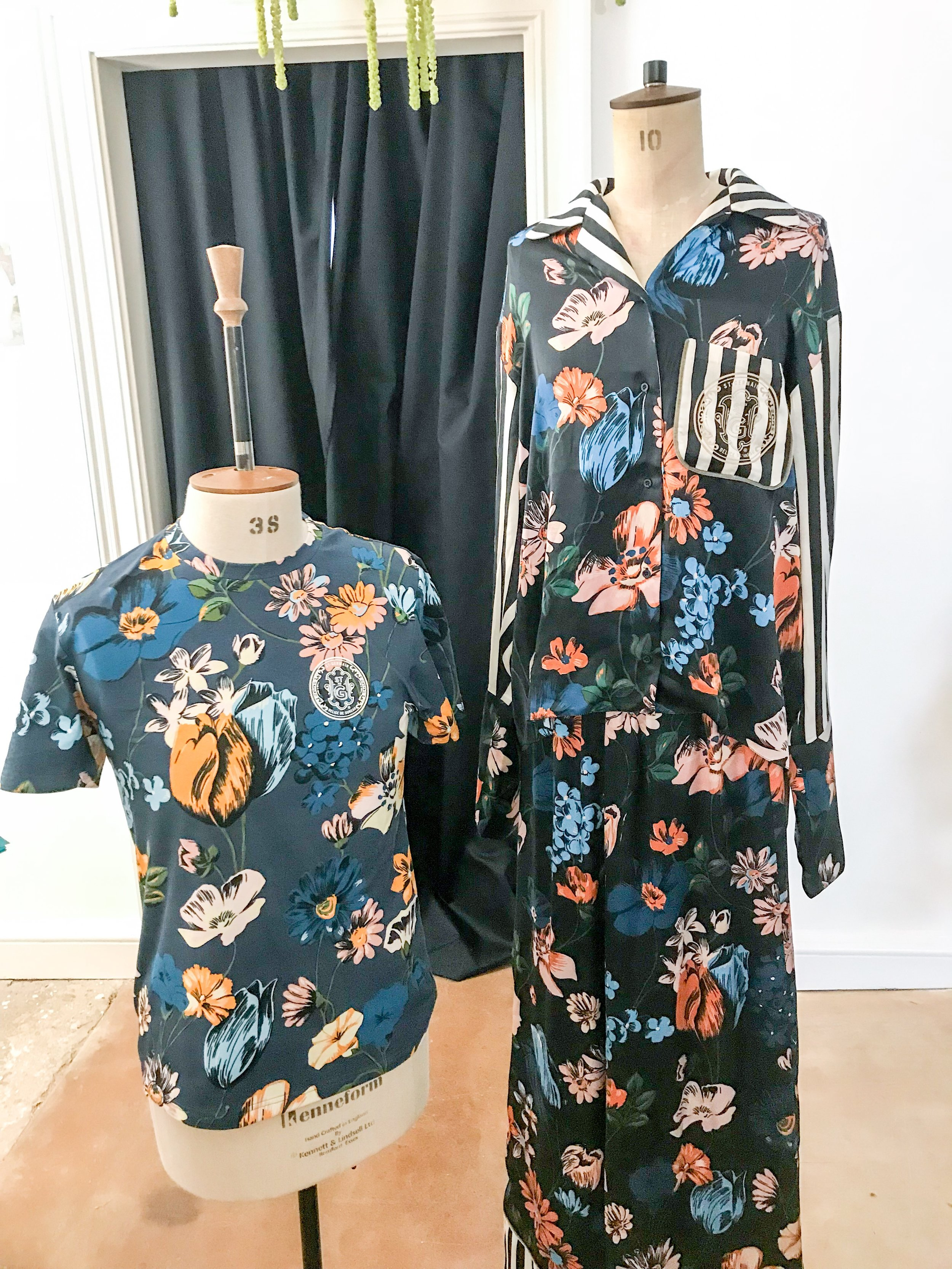 House of Holland x St-Germain PJs