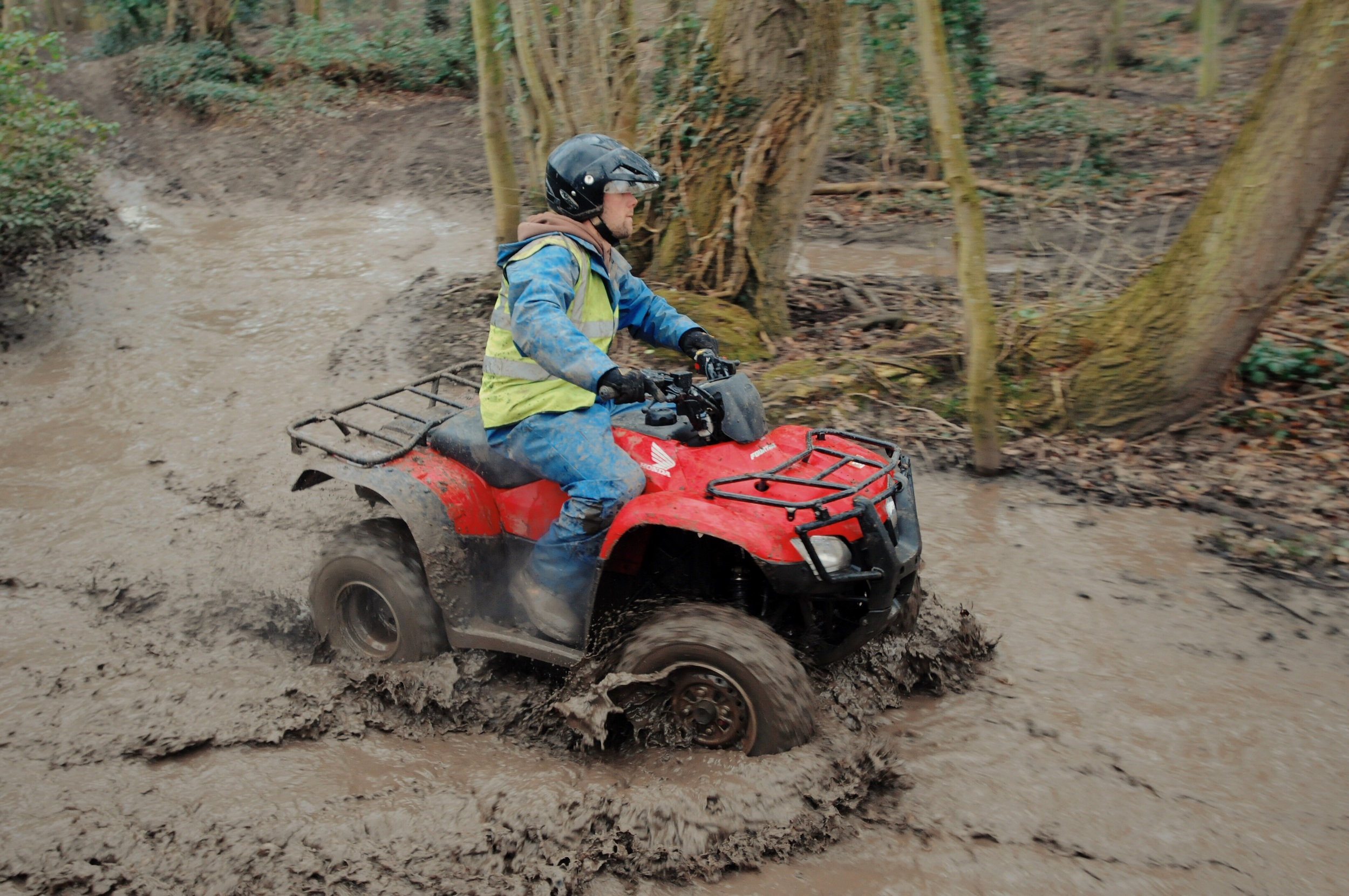 Challenging Trails and Exciting Woodland Treks