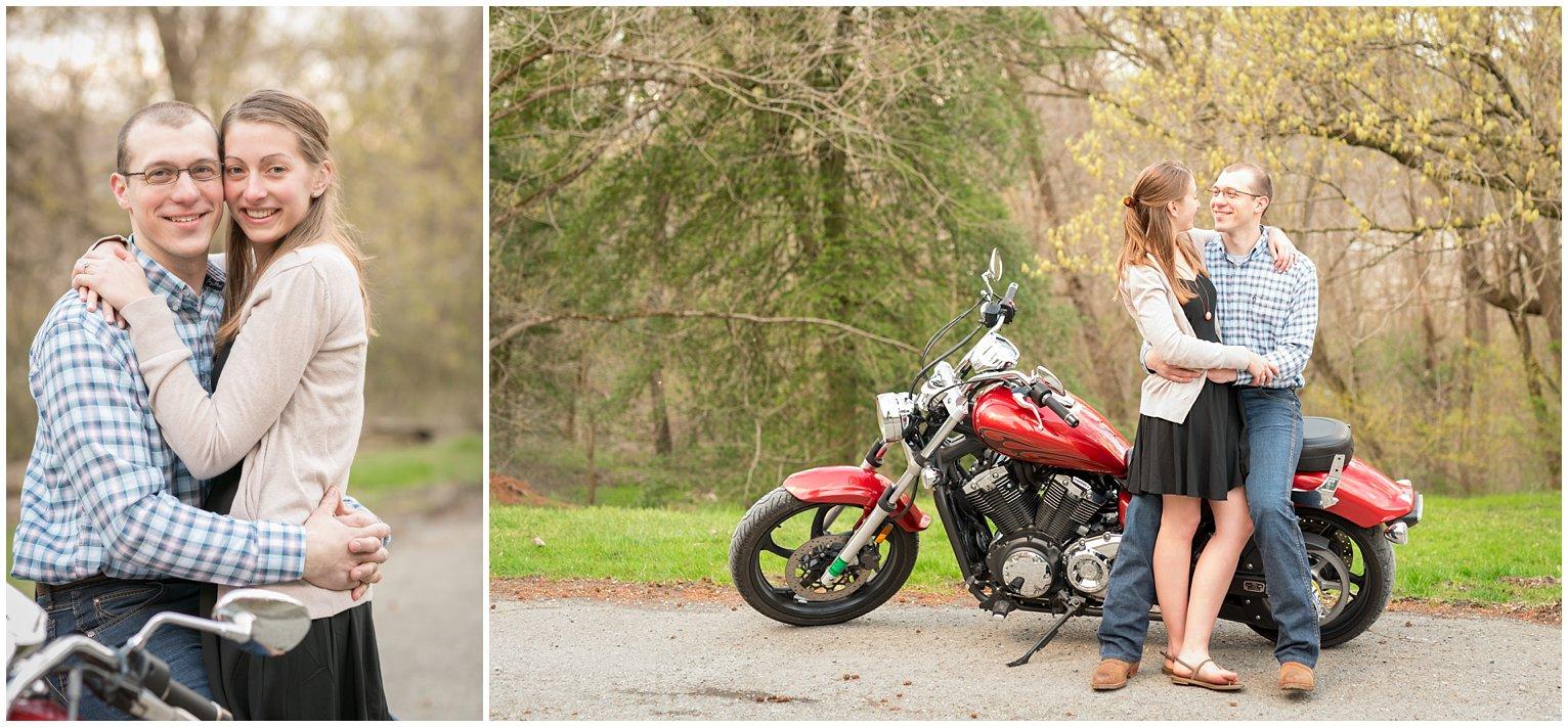 motorcycle-engagement-session-holtwood-lock12-photo