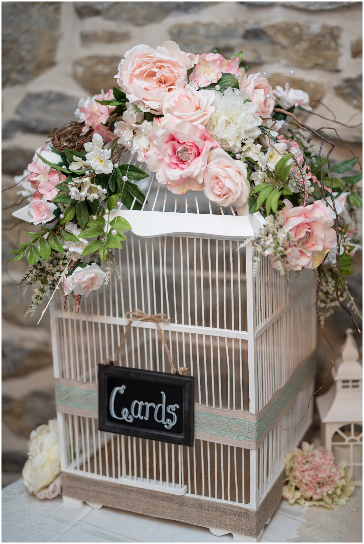 Bridal details at Pheasant Run Bed and Breakfast wedding in Lancaster PA photo