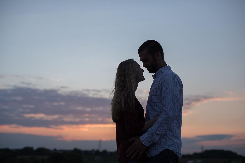 Romantic engagement session in sunflower field lancaster pa wedding photographer photo_0031.jpg