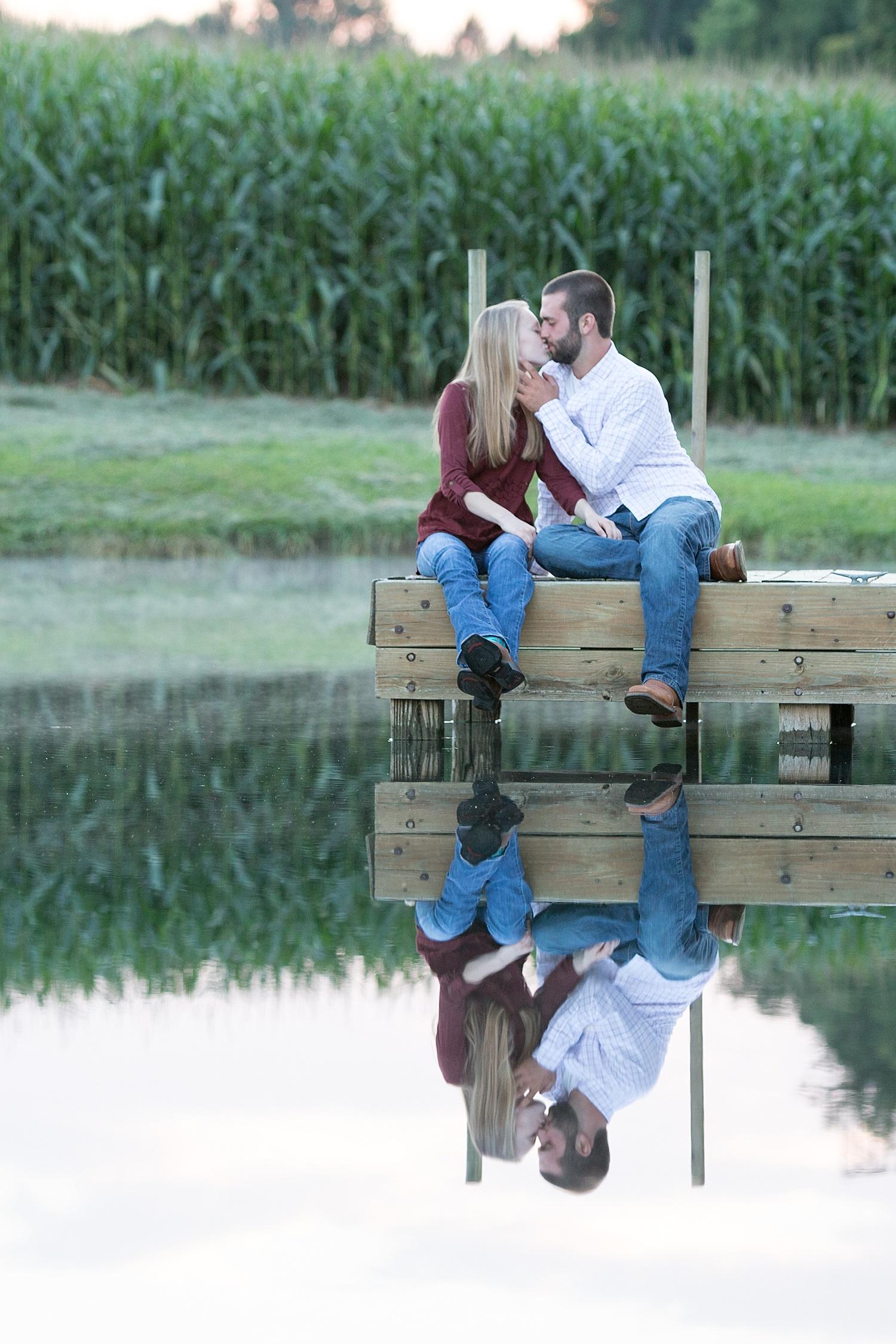 Romantic engagement session in sunflower field lancaster pa wedding photographer photo_0030.jpg